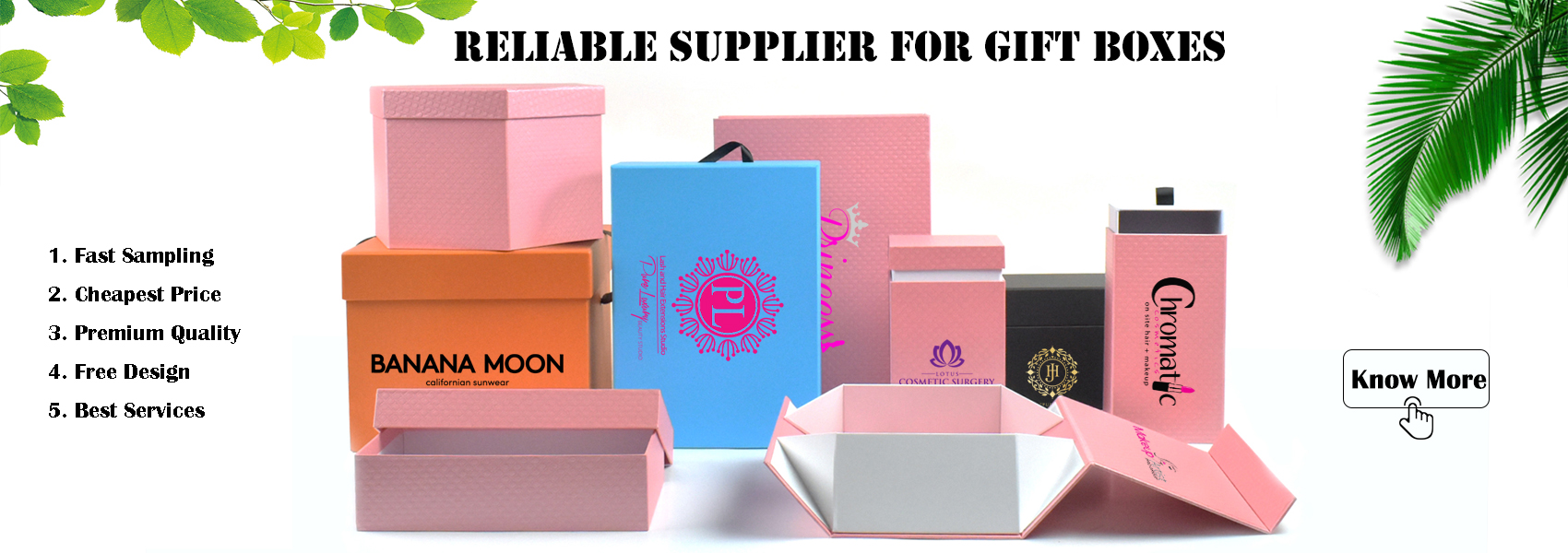 Gift Boxes | Shenzhen Zhibang Packaging and Printing Co.,Ltd