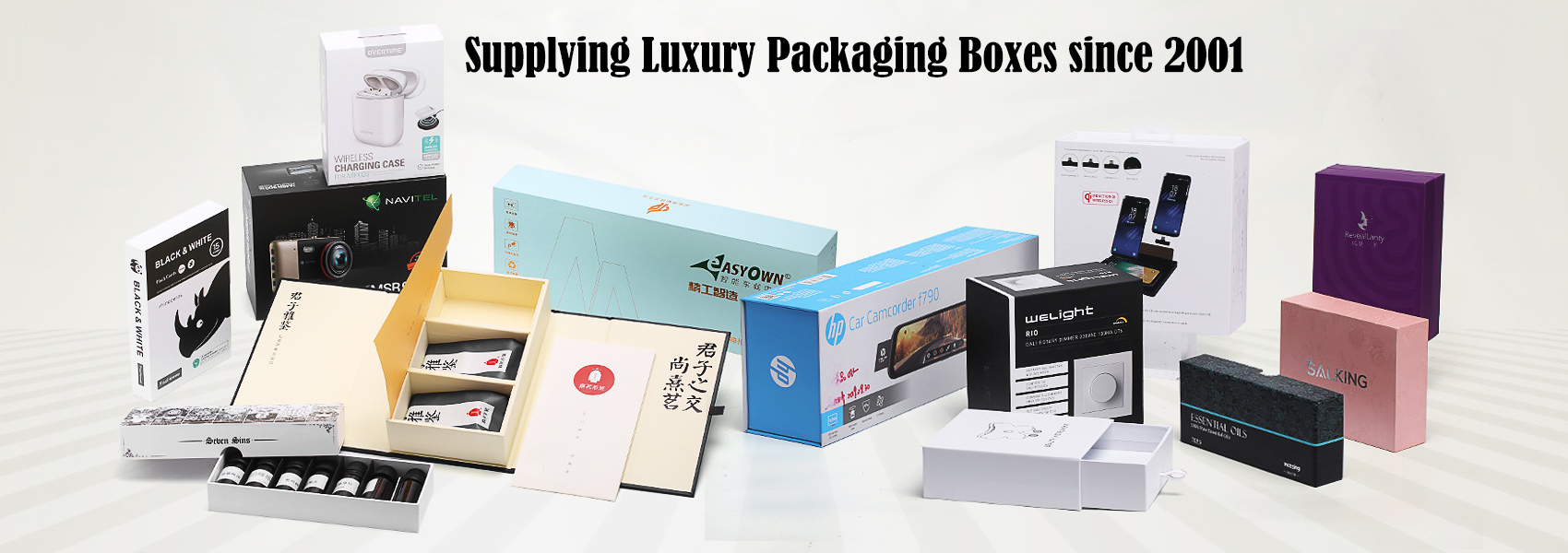 Paper Gift Boxes | Packaging Boxes | Zhibang Packaging